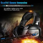 casque gaming playstation 4 TOP 6 image 2 produit
