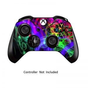 Stickers Skin Decals for Xbox One Controller - Custom Xbox 1 Remote Controller Leather Texture Sticker - Modded X1 Accessories Decal - Printed [ Controller Not Included ] by GameXcel ? de la marque GameXcel image 0 produit